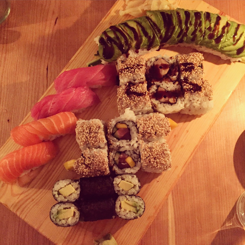 Sushi And Soul